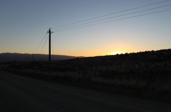 Karoo Sunset Prince Albert South Africa